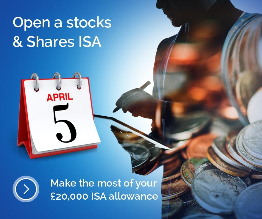 Stocks And Shares Isa Shard Capital Stockbrokers